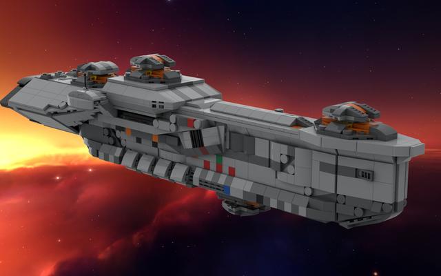 D'une manière ou d'une autre, vous pouvez acheter un LEGO officiel de Homeworld