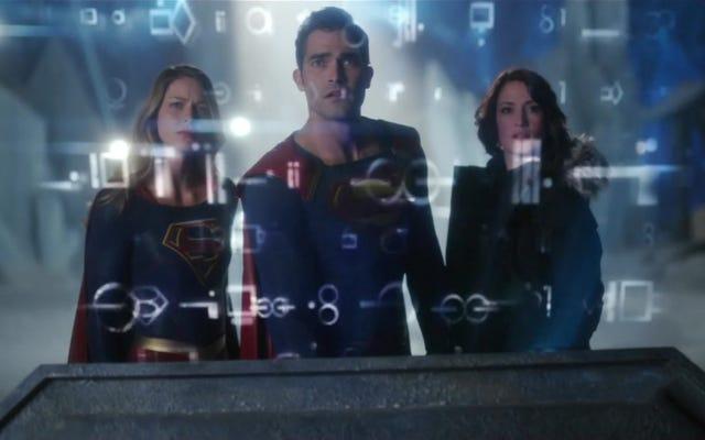 วายร้ายตัวไหนอยู่ในรางอวกาศชั่วร้ายจาก Supergirl Finale?