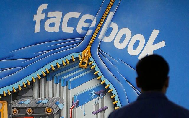Un tipo descubrió cómo piratear cualquier perfil de Facebook [actualizado]