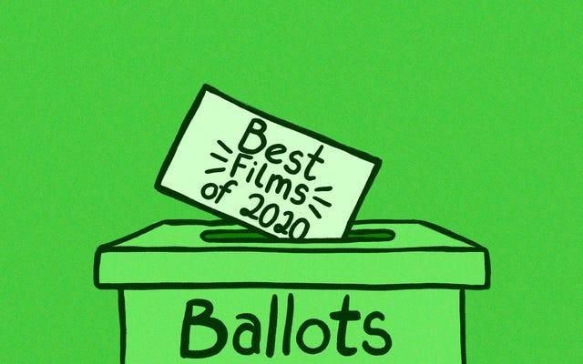 2020年の最高の映画:投票