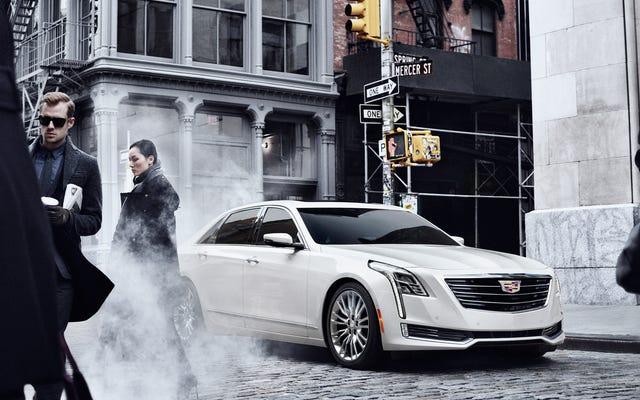 Il nuovo programma di car sharing di Cadillac da 1500 dollari al mese suona davvero abbastanza dolce