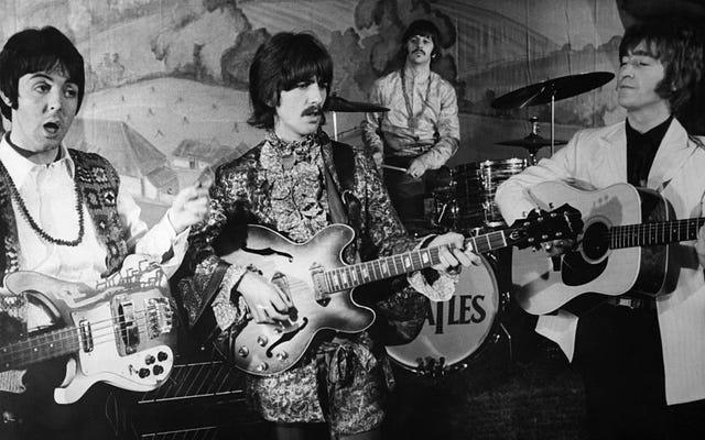 Hóa ra Abbey Road và Let It Be không phải là những album cuối cùng mà The Beatles thu âm
