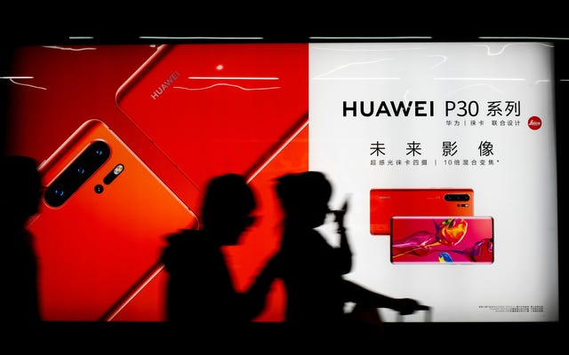 レポート:トランプは、米国企業がHuawei TelecomGearを購入することを妨げる可能性のある注文に署名することを期待している