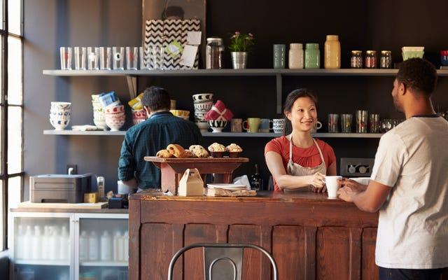Soyez payé 1000 $ à dépenser dans les petites entreprises pendant la période des fêtes