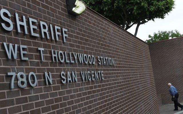 ロサンゼルス郡保安局の代理人は、ロサンゼルス郡保安局に黒人とラテン系のコミュニティを標的とするギャングが存在すると主張している
