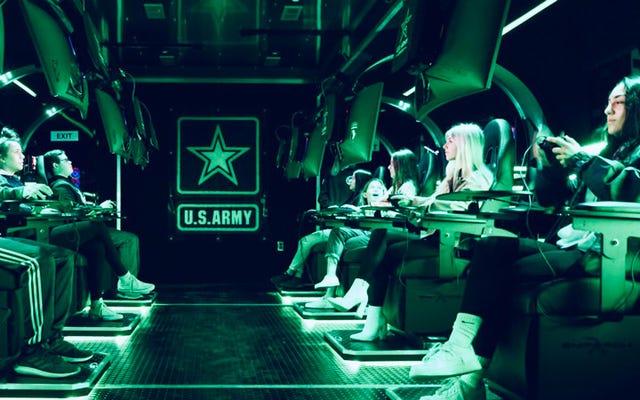 陸軍と海軍のトローリングに日々を捧げるTwitch視聴者