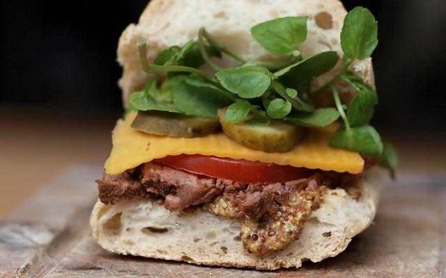完璧なサンドイッチを作るものは何ですか?