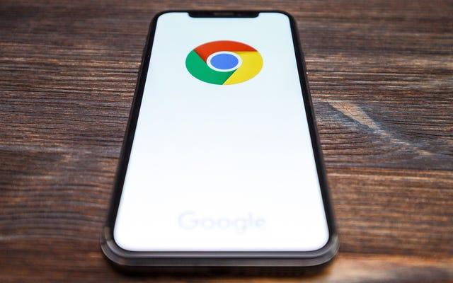 Jak włączyć ukryty tryb ciemny i funkcje bezpiecznego hasła w Chrome 78