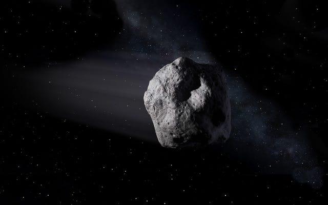 小惑星アポフィスは2068年にまだ地球に衝突する可能性がある、新しい測定は示唆している