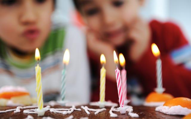 6歳の誕生日パーティーを投げて生き残る方法