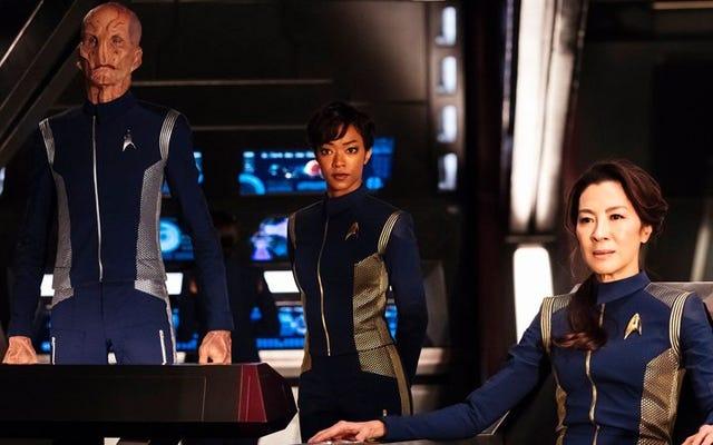 Apakah Semua Orang Telah Lupa Seharusnya Star Trek Itu?