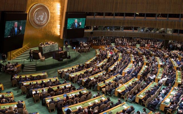 55のアフリカ諸国が「シットホール」の発言に対して謝罪を要求