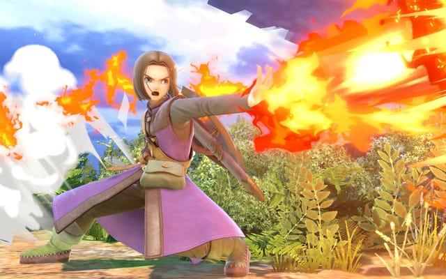 Le tournoi officiel de Super Smash Bros.Ultimate interdit le héros, puis le libère