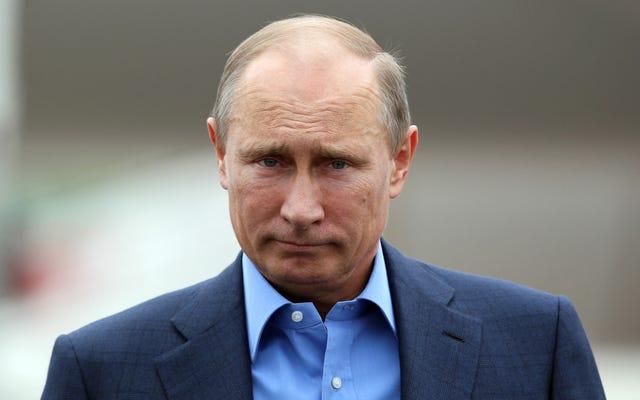 ロシアの政治の鉄壁の支配?他のすべてのリーダーはハゲになります