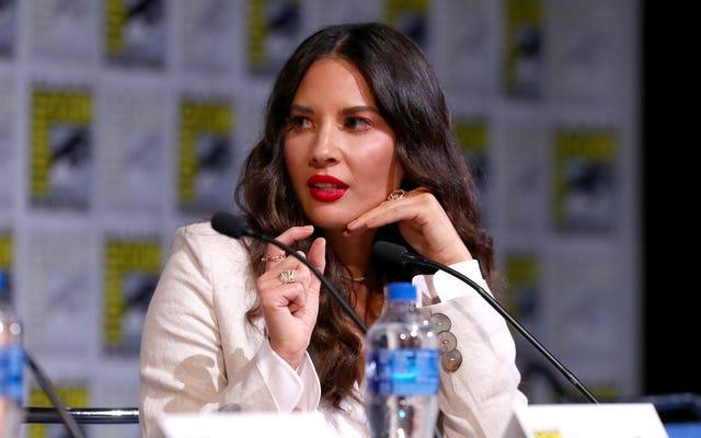 Olivia Munn dice que Bryan Singer desapareció de X-Men: Apocalypse Set por 10 días completos