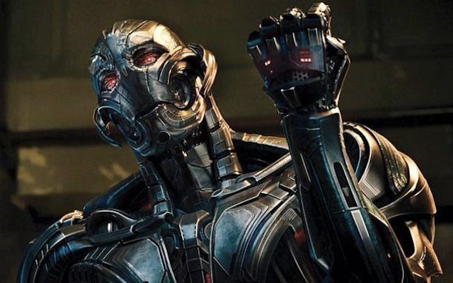 アベンジャーズ/エイジ・オブ・ウルトロンに忍び込むスタジオジブリのキャラクターをご覧ください