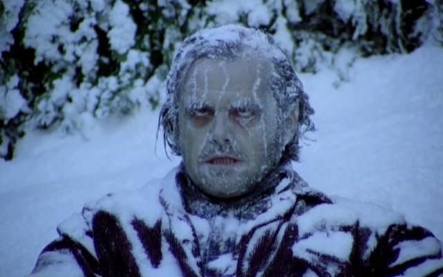 Il cattivo inverno inizia ora