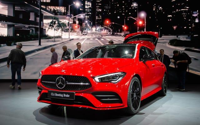 Mercedes-Benz rappelle 1,3 million de véhicules suite à une panne d'appel d'urgence