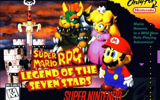20 Tahun Kemudian, Beberapa Game Nintendo Telah Menjalani RPG Super Mario