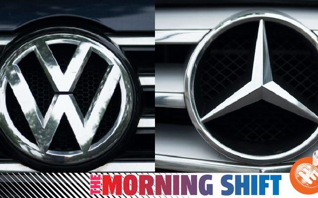 VW y Daimler están tratando desesperadamente de detener el sangrado