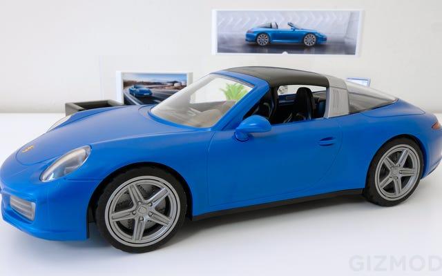 Mobil Terbaik Yang Diungkap Minggu Ini Mungkin saja Porsche 911 Targa 4S Baru Playmobil yang Cantik