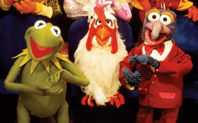 Poznaj historię konfliktu The Muppet Show