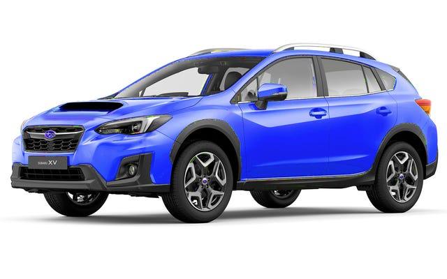 Subaru Crosstrek WRX принесет много смысла и, возможно, принесет деньги