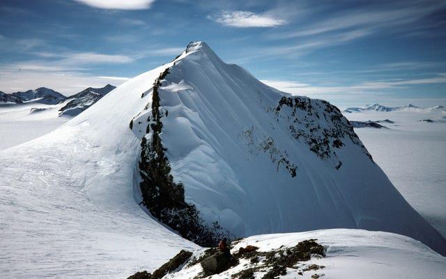 Düz Dünyalılar Antarktika'nın İklimiyle İlgili Bu Habere İnanmayacak