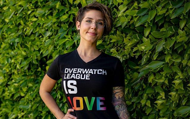 La trasmissione della Overwatch League sudcoreana sembra ometta le festività del Pride Day