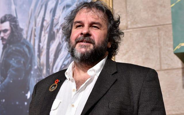 ピータージャクソンは彼の「いたずらな」初期の映画を復元する彼の計画に関するより多くの情報を共有します