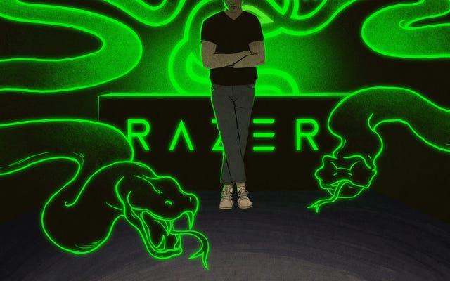 Razer CEOはスタッフを怒らせ、脅迫した、元従業員は言う