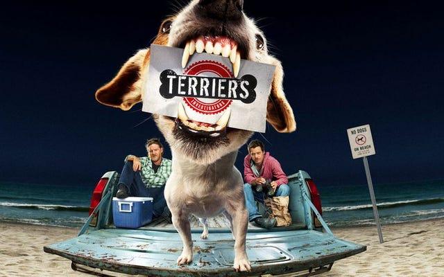 Perjalanan satu musim yang sempurna dari Terrier menantang deskripsi, daya jual