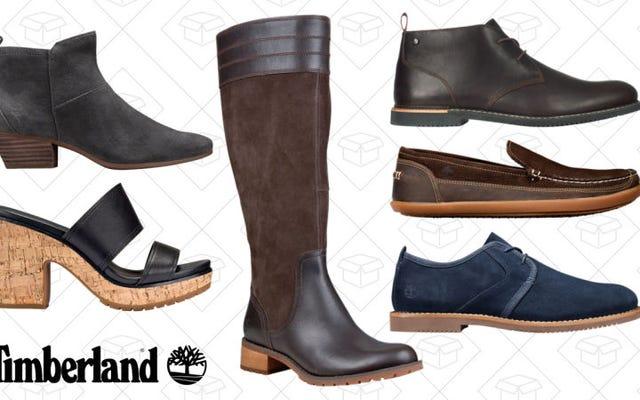 あなたのブーツはティンバーランドから25%オフでウォーキン以上のものになります