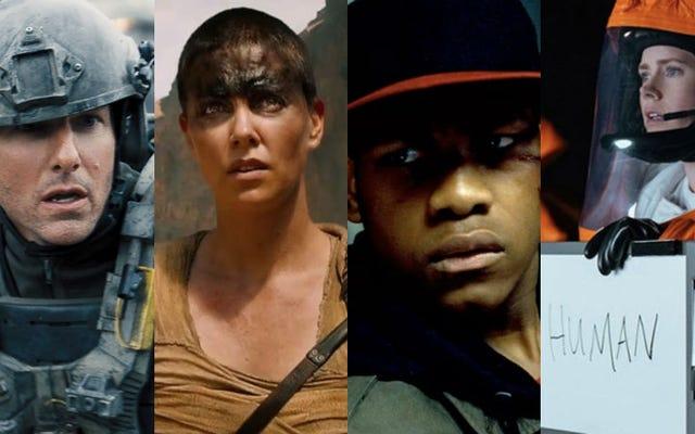 io9マーチマッドネス:過去10年間で最高のSF /ファンタジー映画は何ですか?