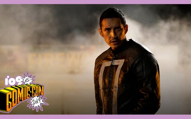 Gabriel Luna spiega se il Ghost Rider di Hulu cambierà la sua versione di Robbie Reyes