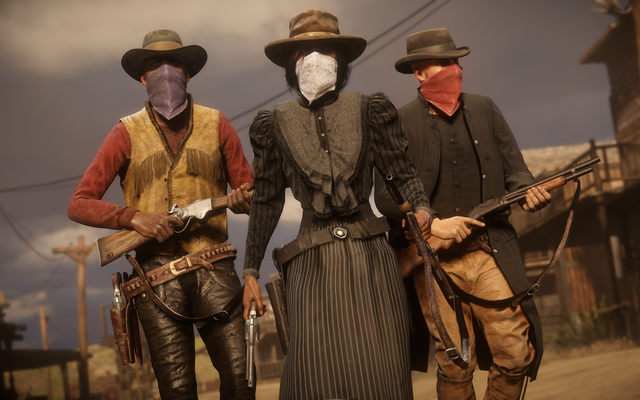 Red Dead Redemption 211月にPCに登場