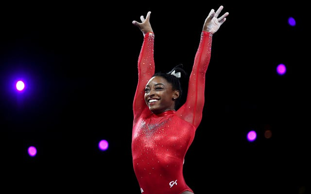 「私はもっと与える必要があることを知っていました:」2021年のオリンピックでマットに戻って虐待の生存者を代表するシモーネ・バイルズ