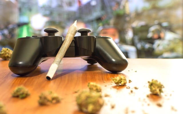It's 4/20, So Here Are Some of the Best Games to Roll Something Up With