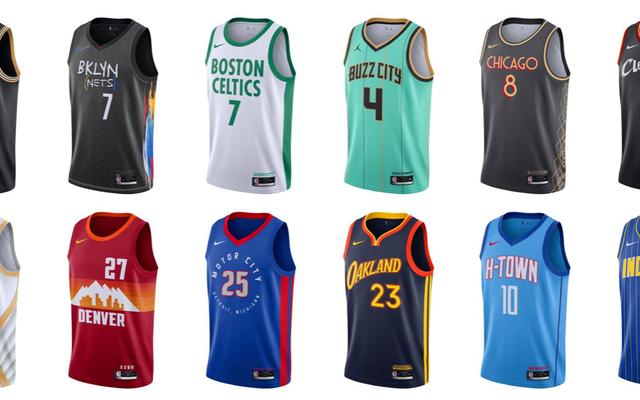 NBA City Editionのジャージは、インスピレーションを得た画像からフォントフロップまであらゆる範囲をカバーしています