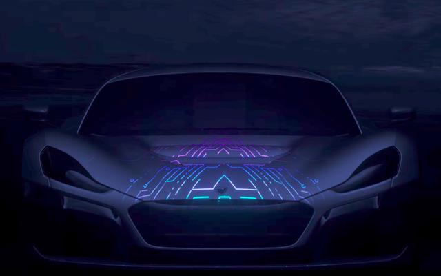 これがクロアチアのスタートアップRimacの新しい電気スーパーカーの最新の外観です