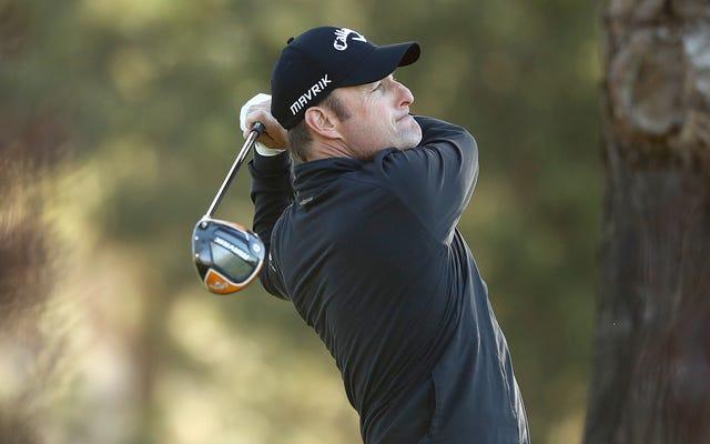 クリス・ハリソンはゴルフをしている、独身のプリプロダクションが彼なしで始まっていることを気にしないで