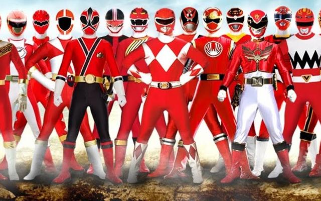 23 ans d'uniformes des Power Rangers, classés (troisième partie)