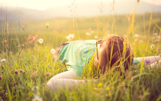 Jak używać marzeń na jawie, aby odpędzić nudę