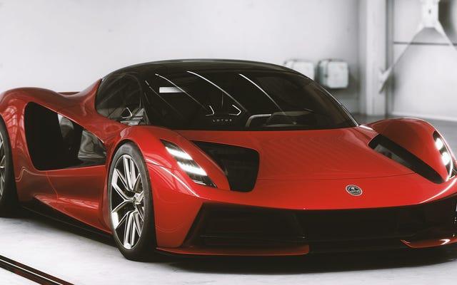 La dernière voiture à moteur à combustion de Lotus sera une `` voiture de sport accessible '': rapport