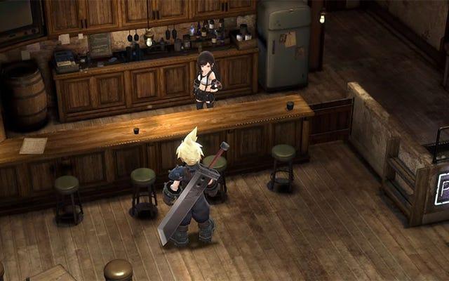 Square Enix Mengumumkan Dua Game Final Fantasy VII Lagi