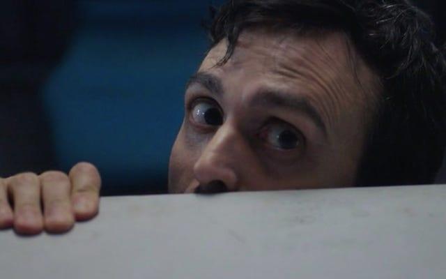 Bu Endişeli Korku Kısa Filminde Bir Canavar BFF veya Başka Olmak İstiyor