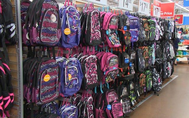 На что обращать внимание при покупке нового школьного рюкзака