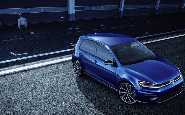 Audi odrzuciło pięciocylindrowy silnik do nowego Volkswagena Golfa R: Raport