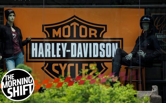 Harley-Davidson è ancora in difficoltà e la guerra commerciale di Trump non aiuta