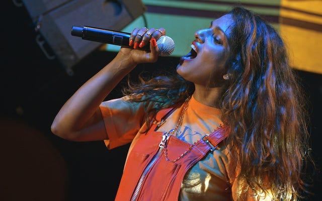 MIA का नया गाना 'ओला' ला माग्रा के लिए एक संदेश है